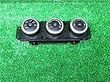 三菱 純正 デリカD5 CV系 《 CV5W 》 エアコンスイッチパネル P19801-15038484
