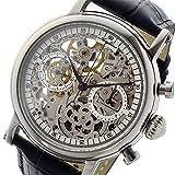 アルカ フトゥーラ ARCA FUTURA 手巻き クロノ 腕時計 CW3002BK スケルトン (メンズ)【国内正規品】 [並行輸入品]