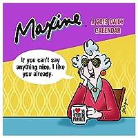 Maxine 2019 Calendar