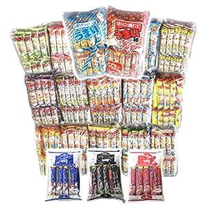 うまい棒「完全オトナ買いセット」限定味含む全16種×30本+プレミアム3種×10本 計510本
