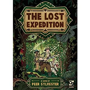 The Lost Expedition :サバイバルの試合でAmazonの