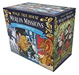 Magic Tree House Merlin Missions #1-25 Boxed Set (Magic Tree House (R) Merlin Mission) 画像