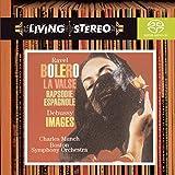Bolero / La Valse / Rapsodie Espanole (Hybr)