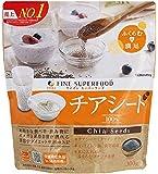 ファイン スーパーフード チアシード 増量版 300g n-3系脂肪酸 食物繊維 カルシウム 含有