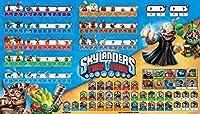 Skylandersトラップチーム文字壁ポスター