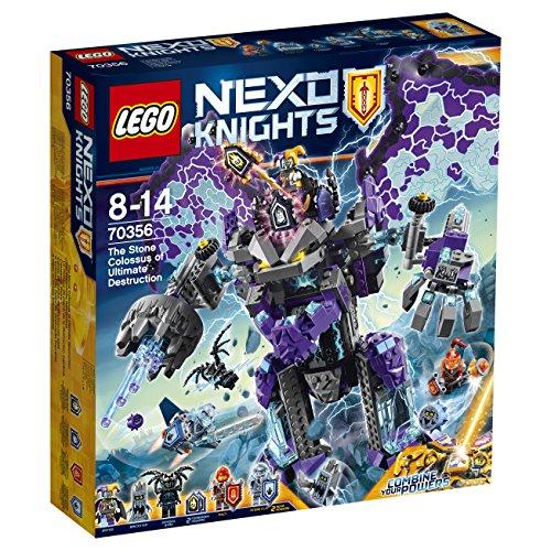 レゴ(LEGO)ネックスナイツ 破壊兵器ストーン コロッサス 70356
