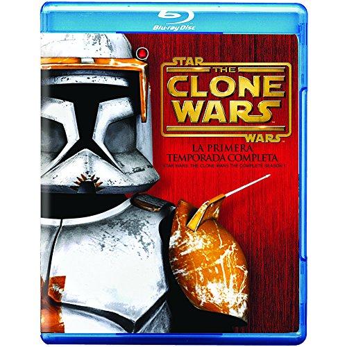 Star Wars: The Clone Wars: Complete Season One [Blu-ray] [Import]の詳細を見る