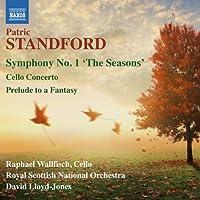パトリック・スタンドフォード:交響曲 第1番・チェロ協奏曲 他