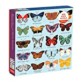 Mudpuppy Butterflies北アメリカのファミリジグソーパズル( 500ピース、500piece