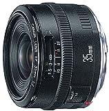 Canon 単焦点レンズ EF35mm F2 フルサイズ対応 画像