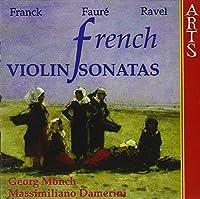 Faure: French Violin Sonatas