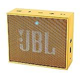JBL GO Bluetoothスピーカー ポータブル/ワイヤレス対応 イエロー JBLGOYEL 【国内正規品】