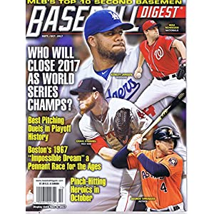 Baseball Digest [US] September - October 2017 (単号)
