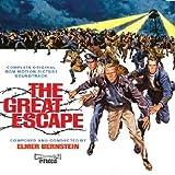 【3枚組リマスター完全盤】大脱走 (The Great Escape)   (FSM /Intrada)