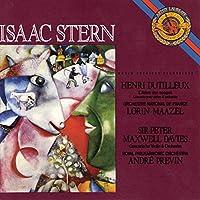 L'Arbre Des Songes / Violin Concerto