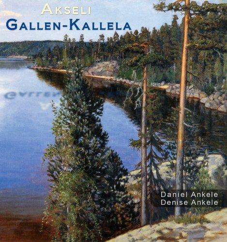 Akseli Gallen-Kallela: 140+ Finnish Paintings (English Edition)