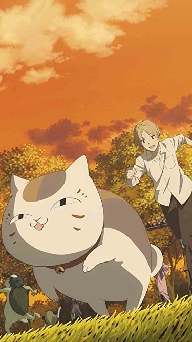 2009年に放送されたテレビアニメ - ニャンコ先生と追いかけっこ?