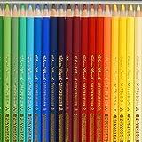 三菱鉛筆 色鉛筆 ポリカラー No.7500 36色 K750036C 画像