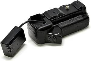【終了】SONY NEX-5専用 バッテリーグリップ DODA-E for NEX5N 【縦位置シャッター付・バッテリー2個搭載可能で動作時間アップ】