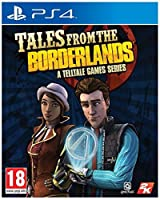 Tales From The Borderlands (PS4) (輸入版)
