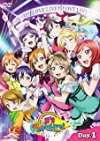 ラブライブ!μ's Go→Go! LoveLive! 2015〜Dream Sensation!〜 DVD Day1