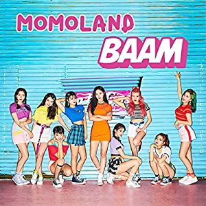 Momoland 4thミニアルバム - Fun to The World