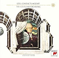 MOZART: SYMPHONIES NO. 28, 33. 35. 39, 40 & 41(2CD) by George Szell (2014-10-22)