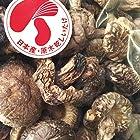 静岡県伊豆市産 原木乾ししいたけ 中小葉 500g