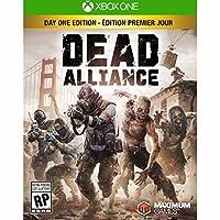 Dead Alliance Day One Edition Xbox One デッドアライアンスデイワンエディションビデオゲーム 北米英語版 [並行輸入品]
