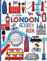 London Activity Book by Lucy Bowman Rosie Hore(2015-09-01)