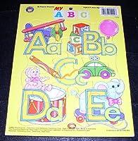 My ABC 12ピースジグソーパズル