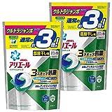 【まとめ買い】 アリエール 洗濯洗剤 リビングドライジェルボール3D 詰め替え ウルトラジャンボサイズ 52個入×2個