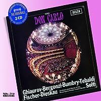 Verdi: Don Carlo by Carlo Bergonzi (2008-11-18)