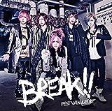 BREAK!! [通常盤]