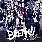 BREAK!! [通常盤](通常1~2か月以内に発送)