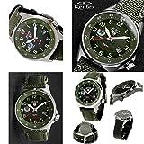 [ケンテックス] KENTEX 陸上自衛隊 ソーラー 腕時計 S715M-01