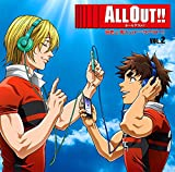 ALL OUT! ! ラジオ 翔也と勇人のトークアウト! ! Vol.2(CD+DVD-ROM)/ALL OUT! ! ラジオ 翔也と勇人のトークアウト! !