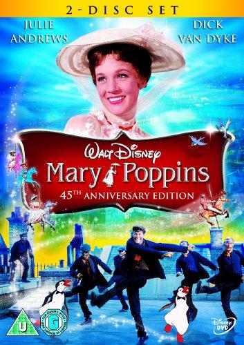 Mary Poppins [Import anglais]