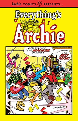 Everything's Archie Vol. 1 (Archie Comics Presents)