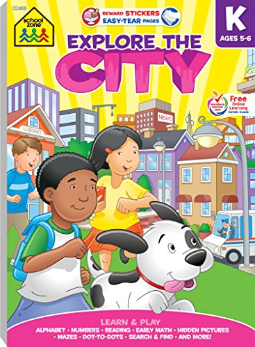 Explore the City (Learning Tab...