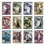 薄桜鬼 真改 トレーディングミニクリアファイル ポストカード付き コンプリート BOX商品 1BOX=12個入り、全12種類