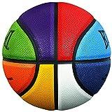 Kuangmi(カウアミ)バスケットボール 4号 5号 6号 7号 親子で遊びボール 多彩なストリートバスケ KMbb09