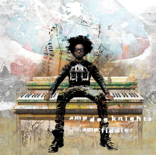 AMP DOG KNIGHTS [CD]