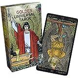 タロットカード 78枚 ライダー版 タロット占い 【 ゴールデン ユニバーサル タロット Golden Universa…