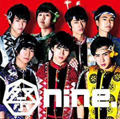 祭nine.「BE☆THE WIND」のジャケット画像