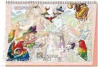 ONE PIECE ワンピース 集英社コミックカレンダー2011新・複製原画、イラスト集