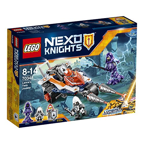 レゴ (LEGO) ネックスナイツ ランスのツインランサーストライク 70348