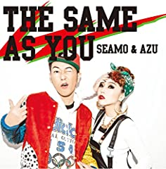 Anywhere Door♪SEAMO & AZU