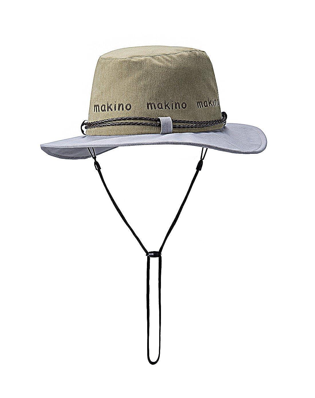 (マキノ) Makino 男女兼用 帽子 つば広 0123