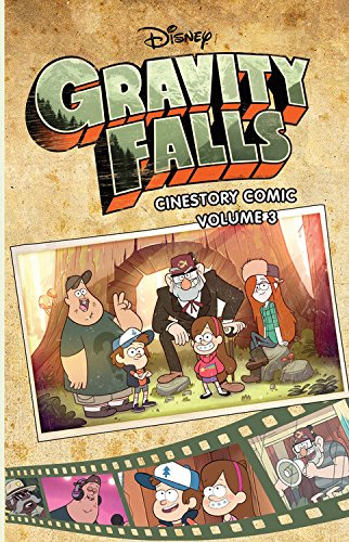 Disney Gravity Falls Cinestory Comic Vol. 3
